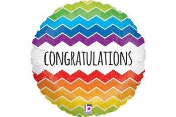 congratulations balloons for parties and events from GT Sundries