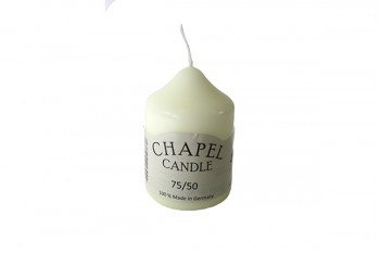 Chapel Candle 75/50mm 12 Pack