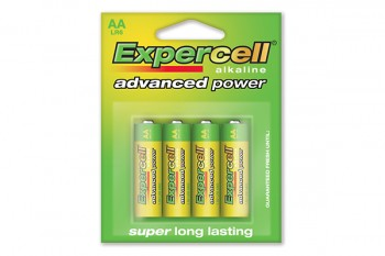 AA Batteries 4 Pack