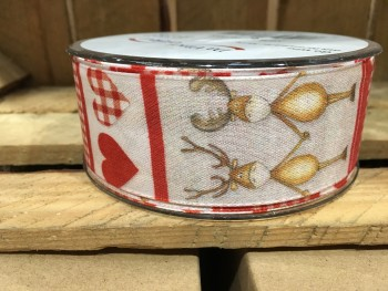 Buy Christmas ribbon and decorations from GT Sundries