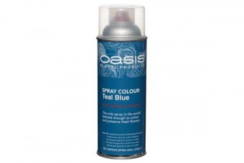 Spray paint form Oasis for floral arrangements from GT Sundries