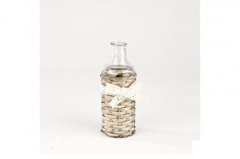 buy glass bottles for arrangements and display from GT Sundries wholesale florist supplies