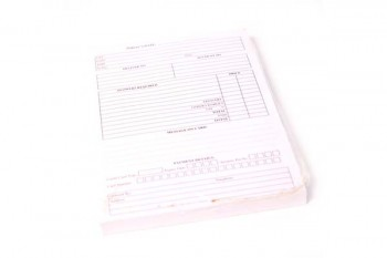 Florist order pads and stationary from GT Sundries