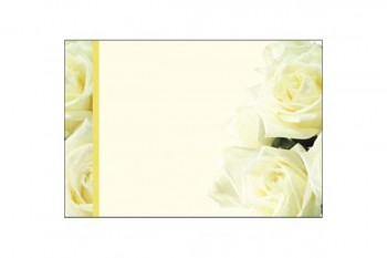 Flower cards for bouquets and arrangements from GT Sundries