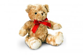 traditional teddy bear made by Keel Toys