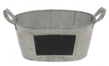 TOBS planter trough for plant and flower arrangements from GT Sundries florist supplies