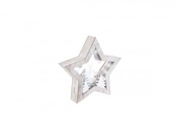 TOBS Led Star with tree and deer design from GT Sundries for Christmas decorations