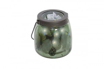 TOBS LED Christmas jar from GT Sundries