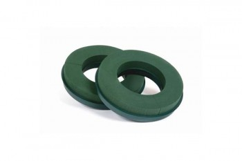 Plastic backed rings by Val Spicer from GT Sundries