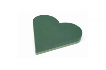Buy Foam hearts and frames from GT Sundries for all your funeral tributes