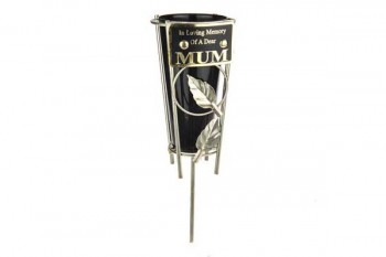 Buy grave spikes and plaques from GT Sundries