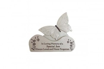 Buy memorial plaques for relatives from GT Sundries