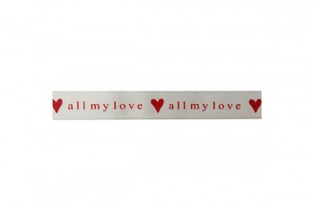 ribbon for love, valentines day, flower arrangements, hat boxes, from GT Sundries for Florist Supplies