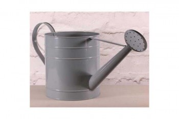 zinc watering can for florist arrangements from GT Sundries