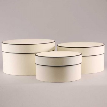 hat boxes for flower arrangements from GT Sundries florist supplies
