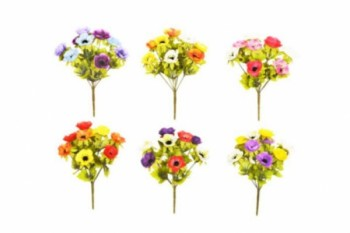 Buy Silk Anenome flowers from GT Sundries