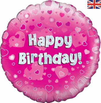 Buy Happy Birthday Ballons from GT Sundries