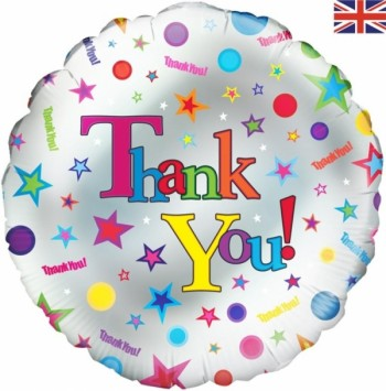 Buy Thank You Balloon from GT Sundries, Wholesale Florist supplies