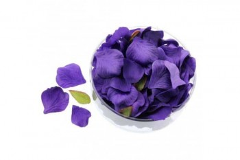 purple rose petals from GT Sundries