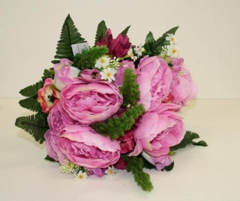 Buy Silk Peony from Gt Sundries