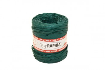 Poly Raphia Hunter Green 200m