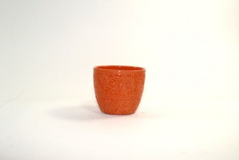 Design Pot 10cm Orange