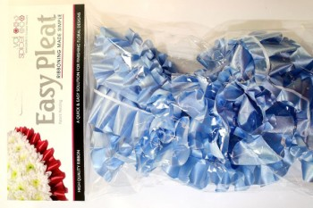 Easy Pleat - Baby Blue - 3mtr
