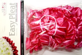Easy Pleat - Cerise Pink - 3mtr