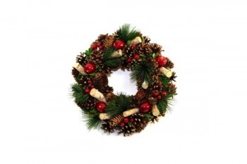 Christmas wreaths at wholesale prices from GT Sundries