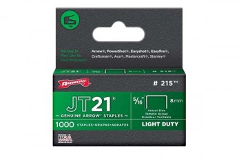 JT21 Staples for home, office, floristry use from GT Sundries