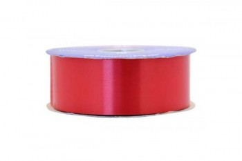 Poly Ribbon Red