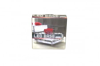 Buy LED base lights for floral displays from GT Sundries