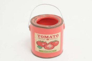 Flower Can Tomato
