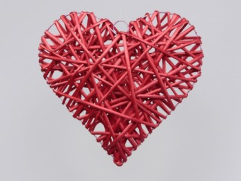 Buy Rattan Hearts from GT Sundries