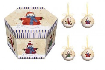 Christmas baubles from GT Sundries