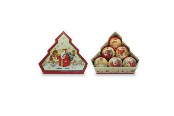 Christmas baubles in box from GT Sundries