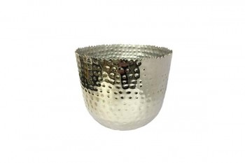 hammered vases from GT Sundries for all florist supplies
