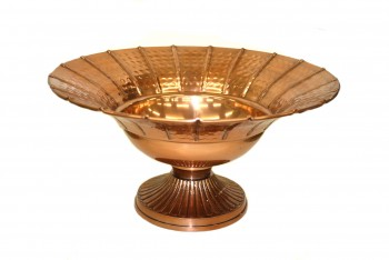 Wedding centrepiece copper bowl from GT Sundries