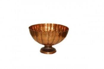 Copper bowl for weddings, events, home decor from GT Sundries