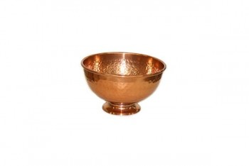 Copper bowl for weddings and events from GT Sundries