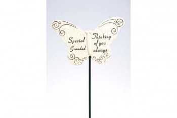 Buy memorial sticks and plaques from GT Sundries