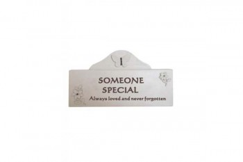 Buy memorial plaques at wholesale prices from GT Sundries