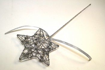 bridal star wand from GT Sundries