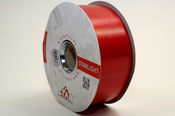 Poly Ribbon Ruby Red