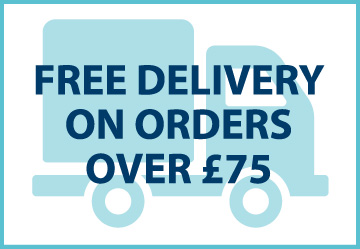 Free Delivery on orders of florist supplies over £75 from GT Sundries